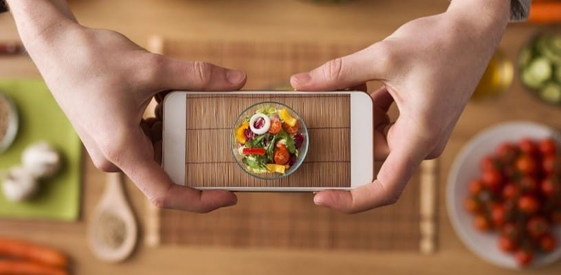 calorie phone app