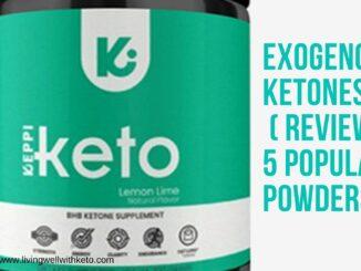 exogenous ketones ( review of 5 popular powders)