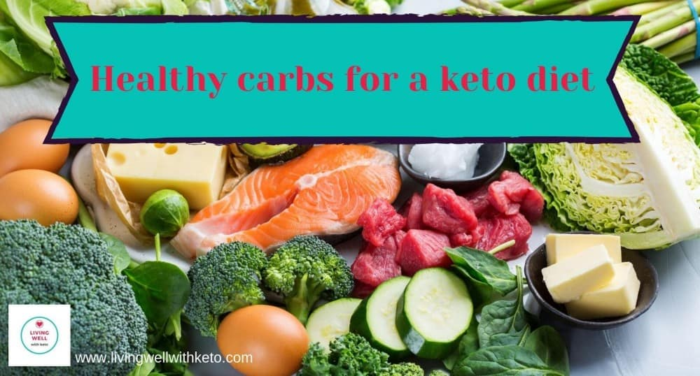 Keto carb type and limit