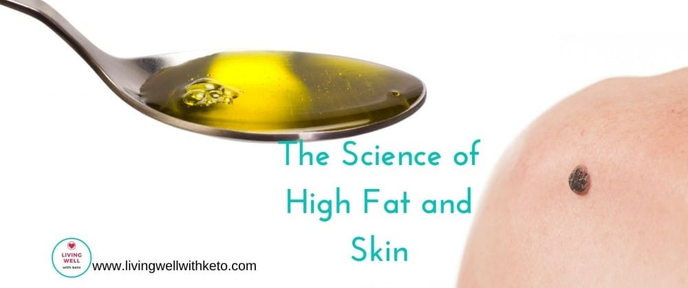 How the keto diet effects your skin