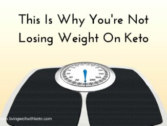 This is why you're not losing weight on keto