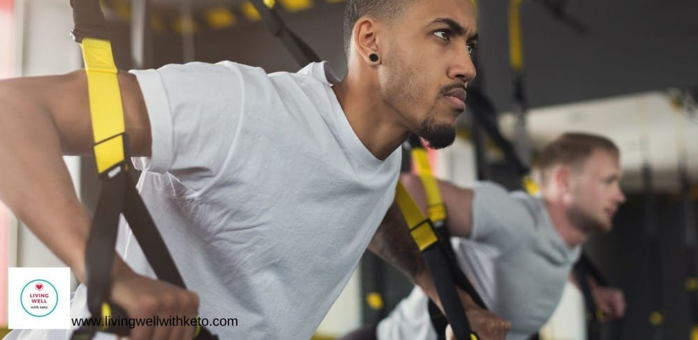 TRX ALL-IN-ONE Bodyweight resistance training