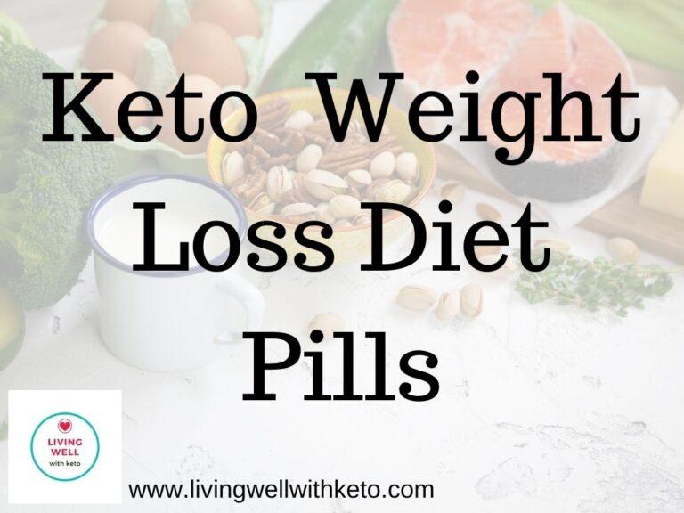 Keto Weight Loss Diet Pills